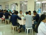 13 - Fraternal Breakfast with the Carpenters