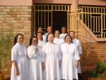 92 RVM Professed Sisters with Mo. Evelyn